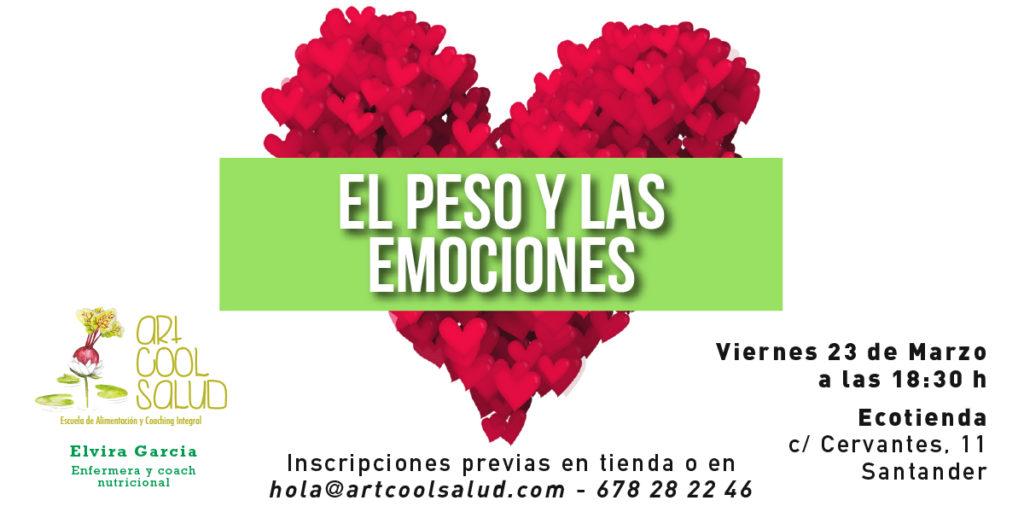 EL PESO Y LAS EMOCIONES.