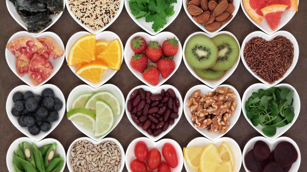 Ponte al día con la alimentación saludable