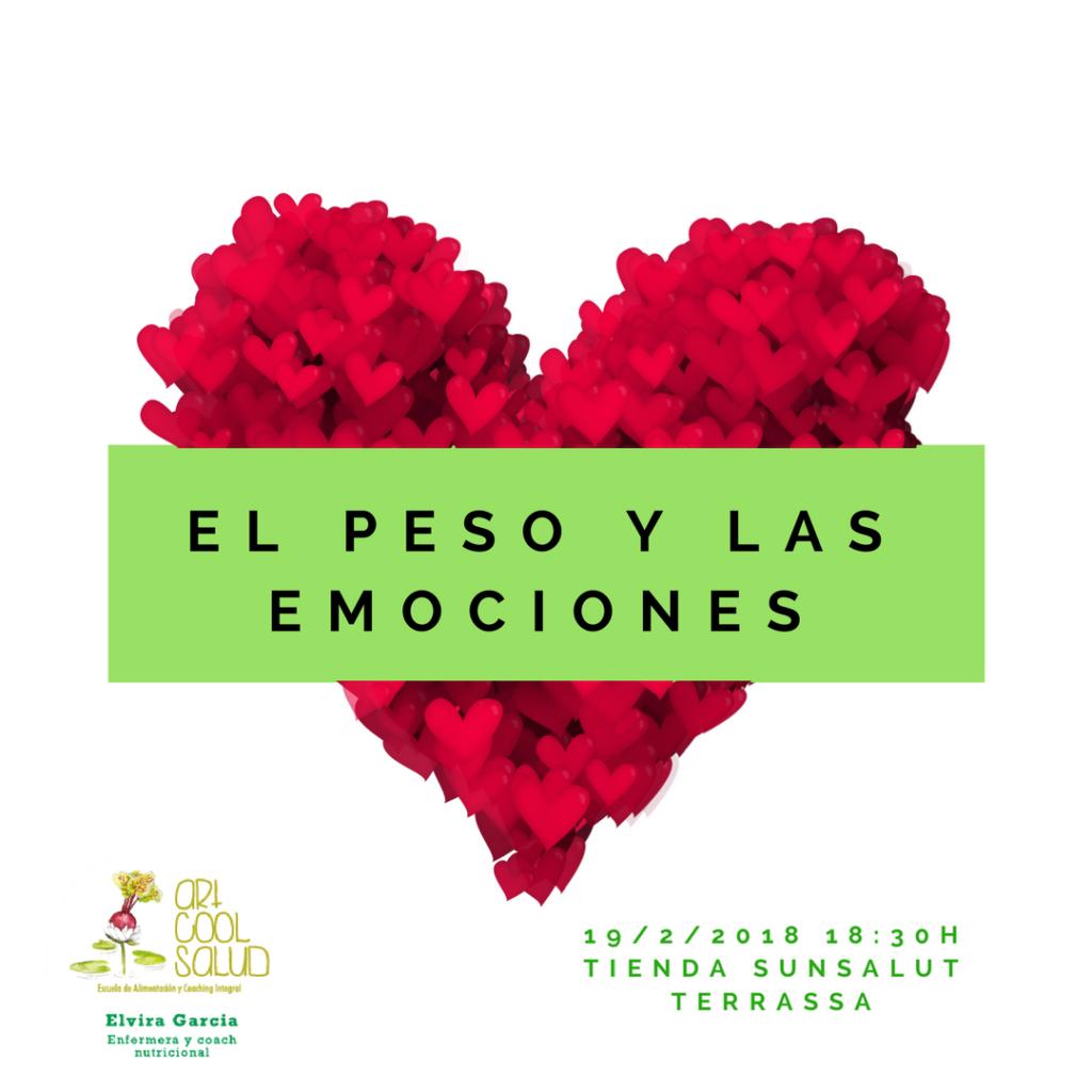 EL PESO Y LAS EMOCIONES